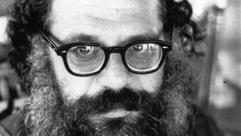 Skowyt, Ginsberg Allen