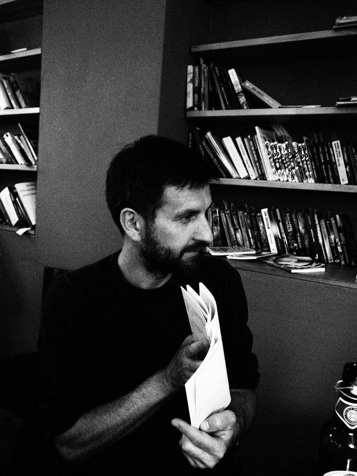 Marcin Pawlik, Poeta
