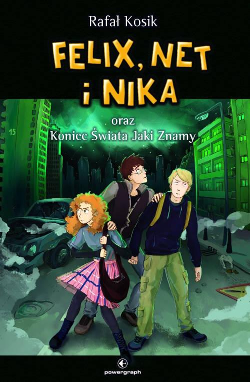 Felix, Net i Nika, Rafał Kosik