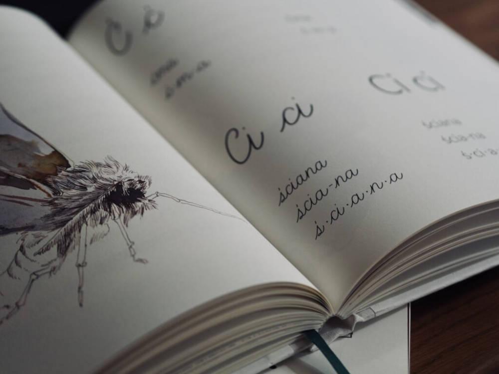 Elementarz do nauki Pisania i czytania