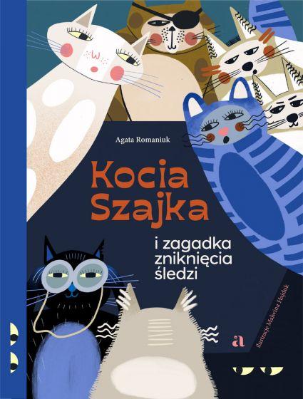Kocia Szajka, Agata Romaniuk